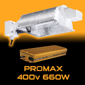 Promax 400V 400-660W professional Light System